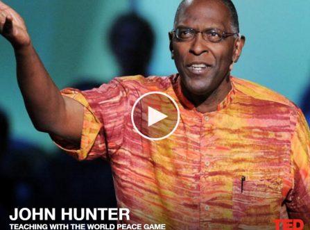 Le Jeu de la Paix dans le Monde – John Hunter – TED Talks