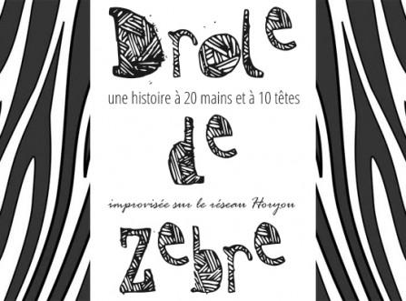 Drôle de zèbre – Création collective – Ecriture