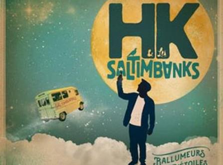 Ils rallument les étoiles ! – Nouvel album de HK et les Saltimbanks
